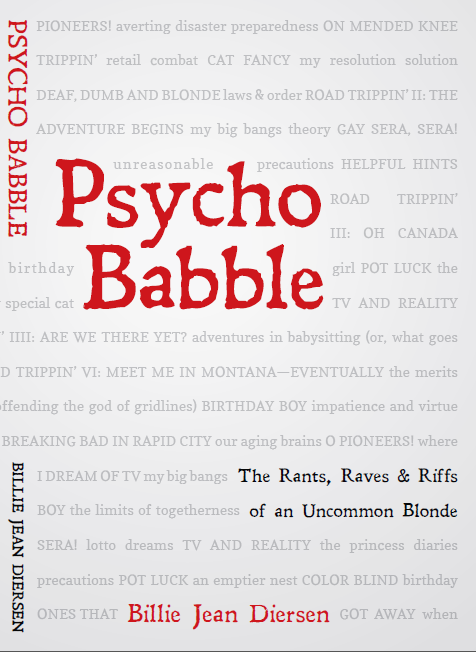 Psycho Babble Book Cover
